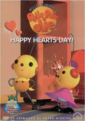 Rolie Polie Olie - Happy Hearts Day!