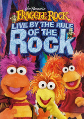 Fraggle Rock - Live by the Rule of the Rock (Jim Henson) (MAPLE)