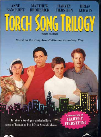 Torch Song Trilogy (Bilingual) DVD Movie