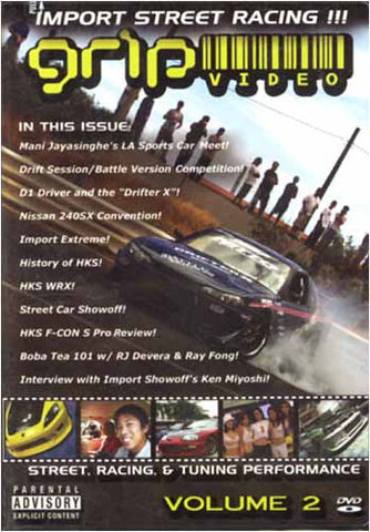 Grip Video Vol. 2 DVD Movie