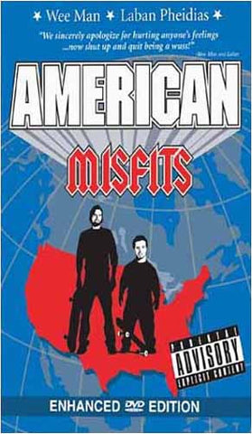 American Misfits DVD Movie