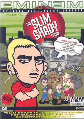 Eminem Presents - The Slim Shady Show DVD Movie