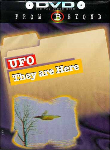 From Beyond - UFO They Are Here DVD Movie