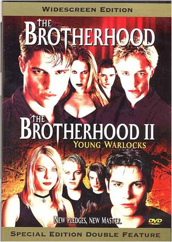 The Brotherhood / The Brotherhood 2 - Young Warlocks (Special Edition Double Feature) (Widescreen) DVD Movie