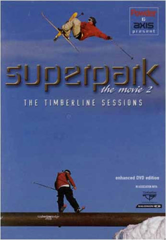 Superpark - The Movie 2 - The Timberline Sessions DVD Movie