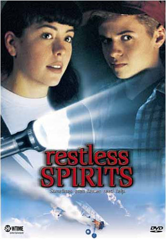 Restless Spirits DVD Movie