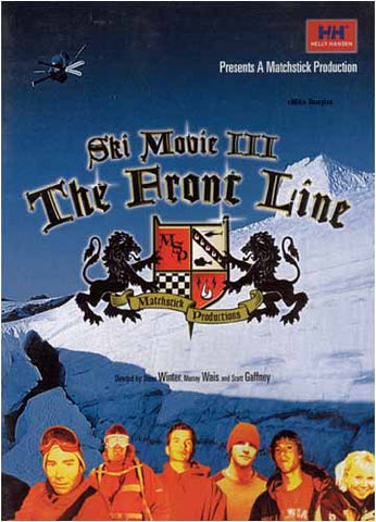 The Front Line - Ski Movie III DVD Movie