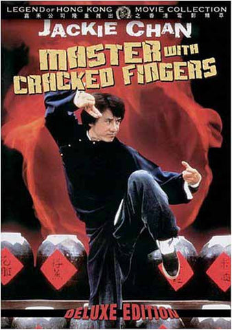 Master With Cracked Fingers (Deluxe Edition) DVD Movie