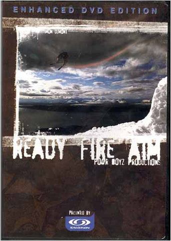 Ready, Fire, Aim DVD Movie
