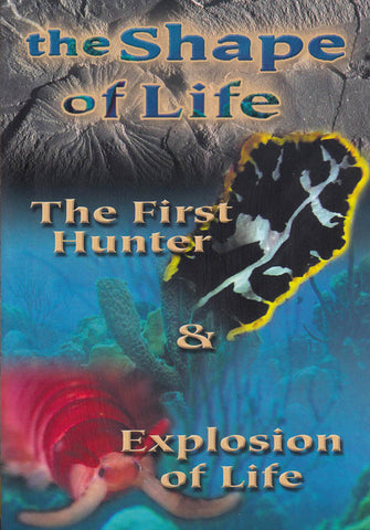 The Shape of Life - The First Hunter and Explosion of Life DVD Movie