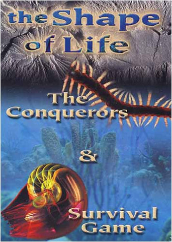 The Shape of Life - The Conquerors and Survival Game DVD Movie