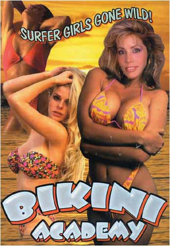 Bikini Academy - Surfer Girls Gone Wild! DVD Movie