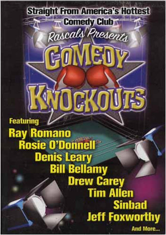 Comedy Knockouts, Rascals Presents: DVD Movie