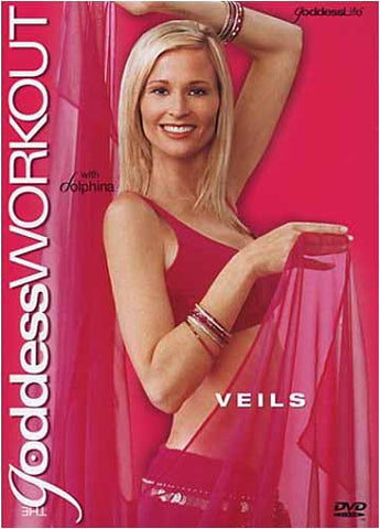 The Goddess Workout with Dolphina - Bellydance with Veils DVD Movie