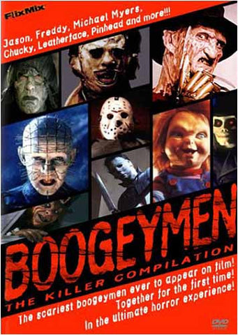 Boogeymen - The Killer Compilation DVD Movie