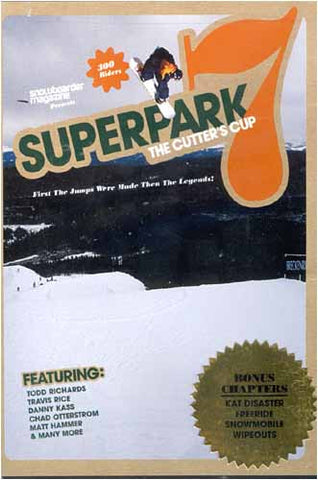 Superpark 7 - The Cutter's Cup DVD Movie