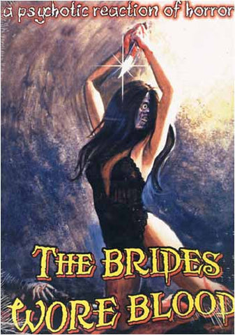 The Brides Wore Blood DVD Movie