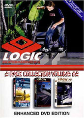 Logic Skateboard Media - 3 pack collection volume #2