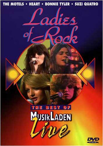 Ladies of Rock - The Best of Musikladen DVD Movie