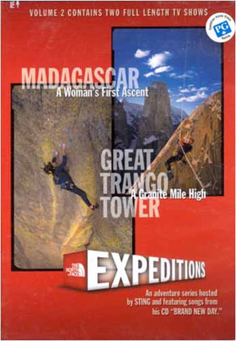 Expeditions - Volume 2 - Madagascar / Great Trango Tower DVD Movie