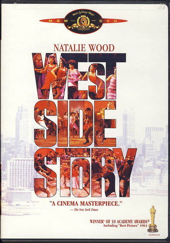 West Side Story (Full Screen Edition) DVD Movie