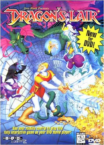 Dragon s Lair DVD Movie