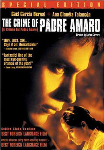 The Crime of Padre Amaro (Special Edition) DVD Movie
