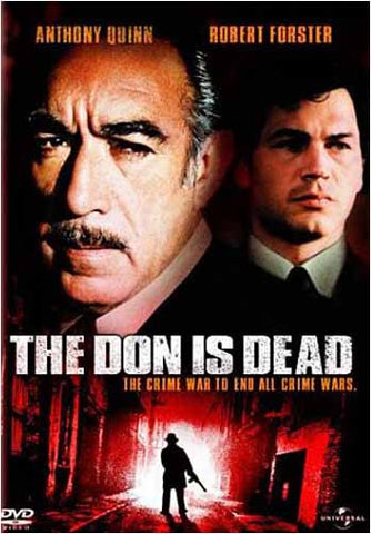 The Don Is Dead (Widescreen) DVD Movie