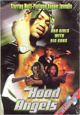 Hood Angels DVD Movie
