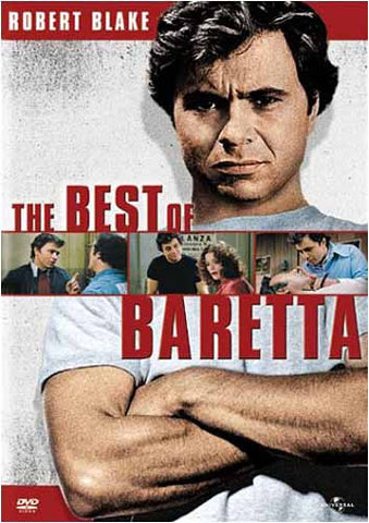 The Best of Baretta DVD Movie