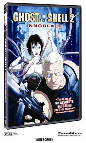 Ghost in the Shell 2 - Innocence DVD Movie