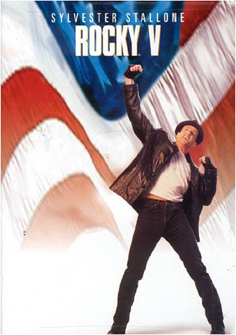 Rocky 5 (Widescreen) (White Cover) DVD Movie