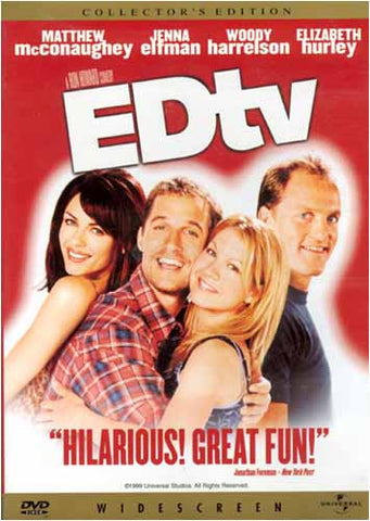 EdTV (Collector s Wide Screen Edition) (Bilingual) DVD Movie