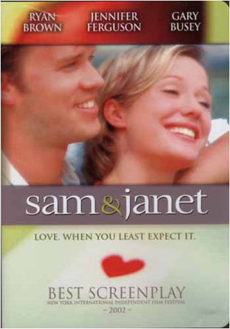 Sam and Janet DVD Movie