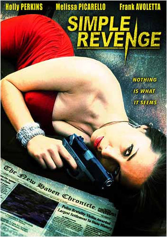 Simple Revenge DVD Movie
