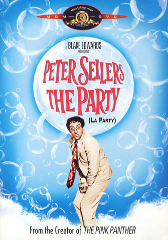 The Party (Bilingual) DVD Movie