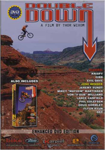 Double Down (Mountain Biking Documentary) DVD Movie