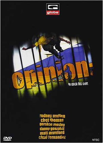Opinion DVD Movie
