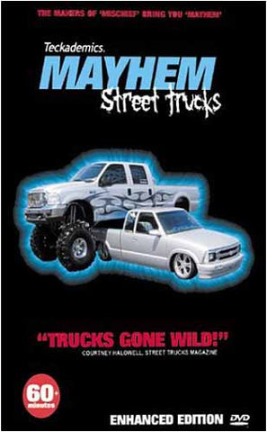 Mayhem - Street Trucks DVD Movie