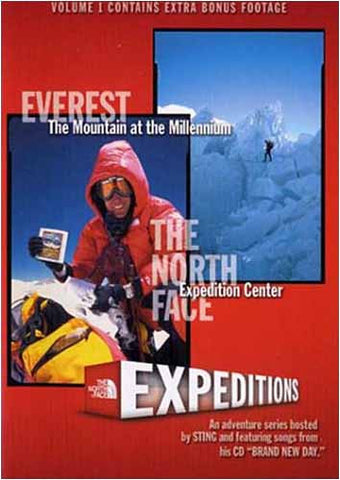 Expeditions - Volume 1 - Everest / The North Face DVD Movie