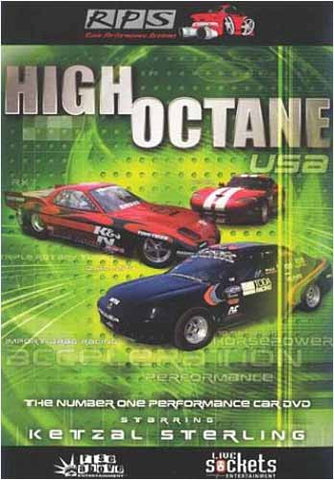 High Octane USA DVD Movie