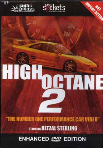 High Octane 2 DVD Movie