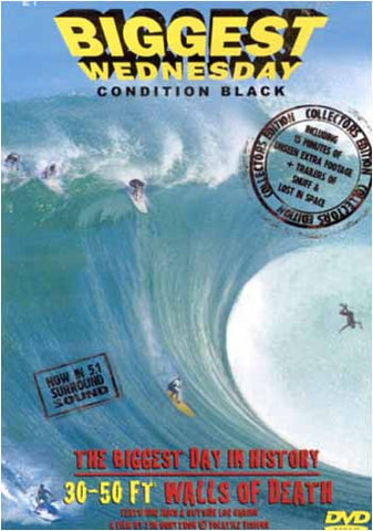 Biggest Wednesday: Condition Black DVD Movie