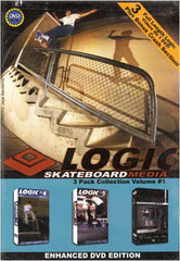 Logic Skateboard Media - 3 pack collection volume # 1