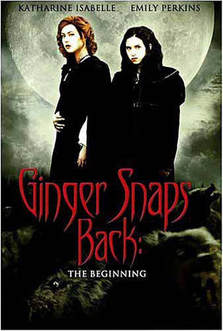 Ginger Snaps Back - The Beginning DVD Movie