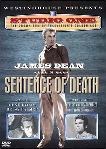 Studio One:Sentence of Death DVD Movie