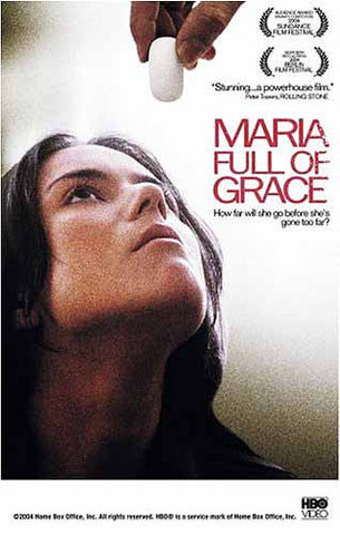 Maria Full of Grace DVD Movie