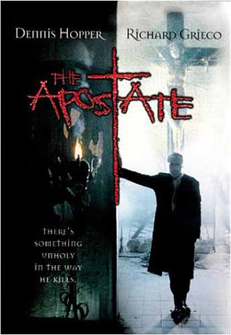 The Apostate (Snap Case) DVD Movie