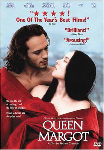 Queen Margot DVD Movie