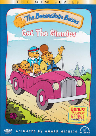 The Berenstain Bears - Get The Gimmies DVD Movie